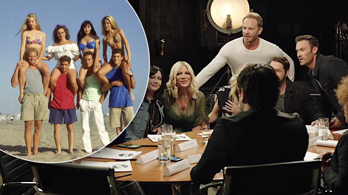 Beverly Hills, 90210, nowe odcinki, kontynuacja