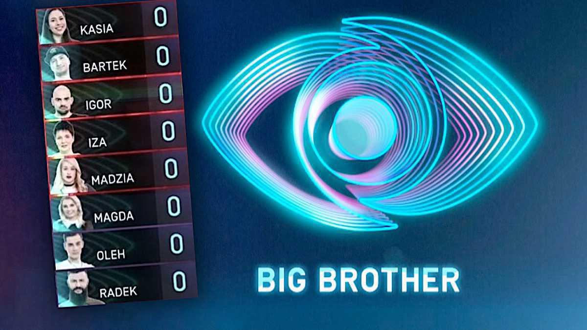 Big Brother nominacje 12 maja