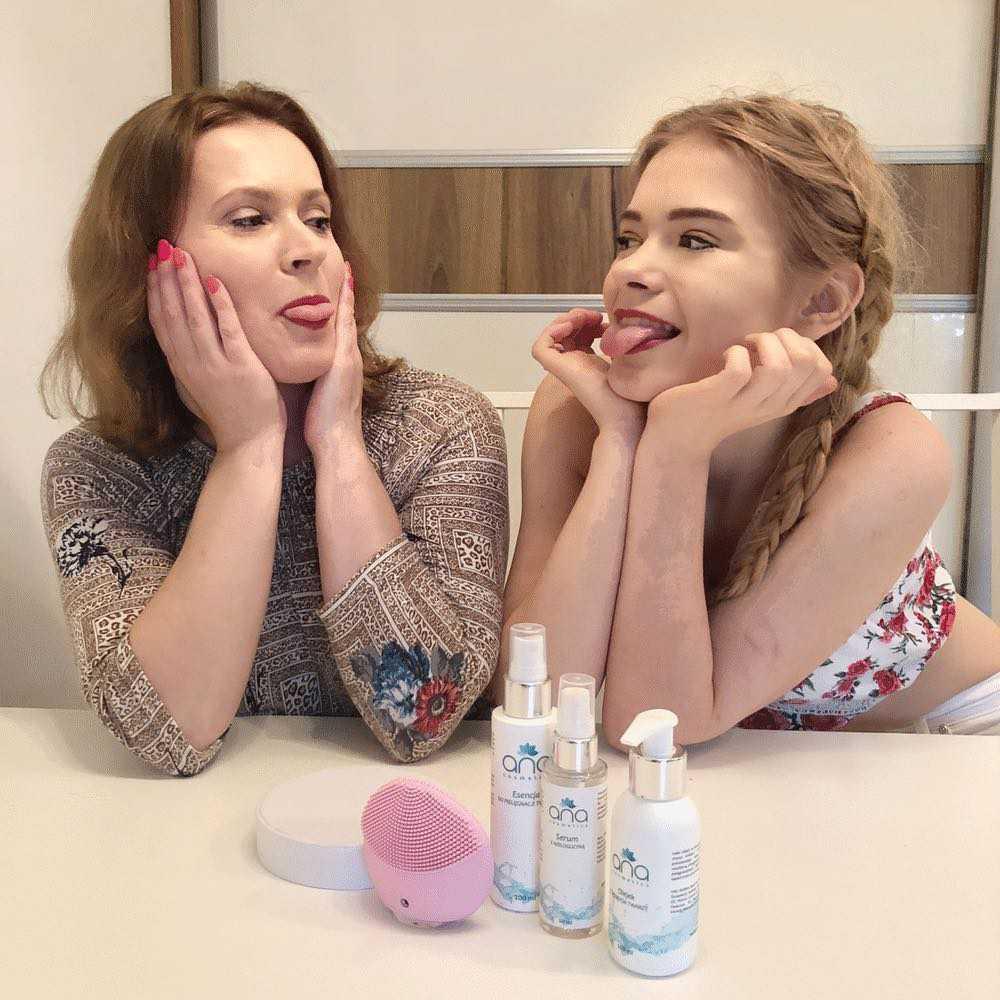 Julia Wróblewska z mamą – Dzień Matki 2019