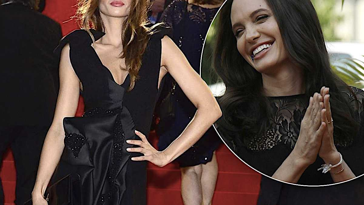 Angelina Jolie, Agata Nizińska, Cannes 2019