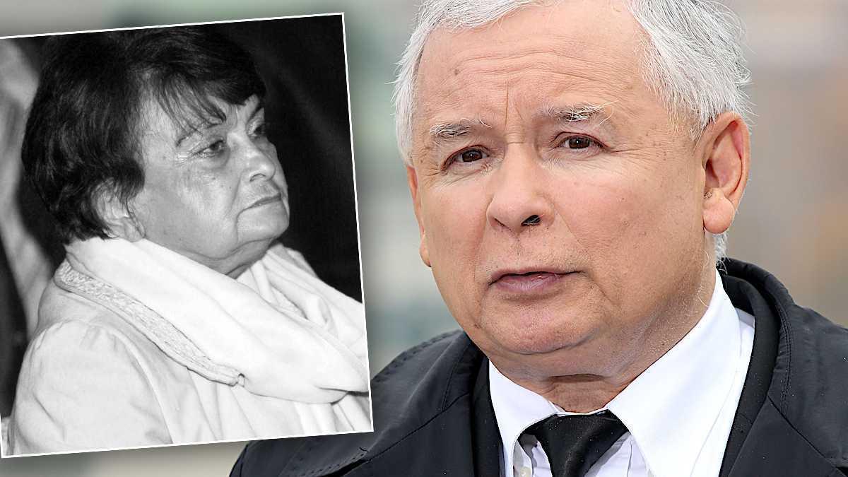 Jarosław Kaczyński, matka Jadwiga