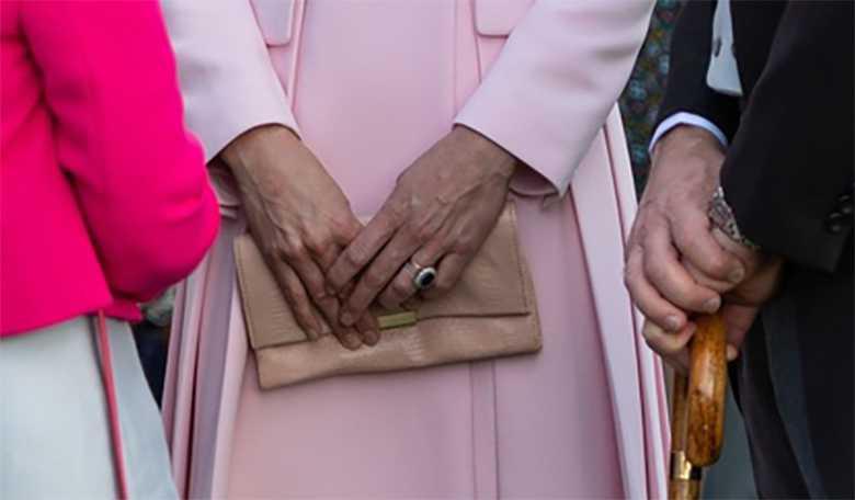 Księżna Kate - stylowa torebka