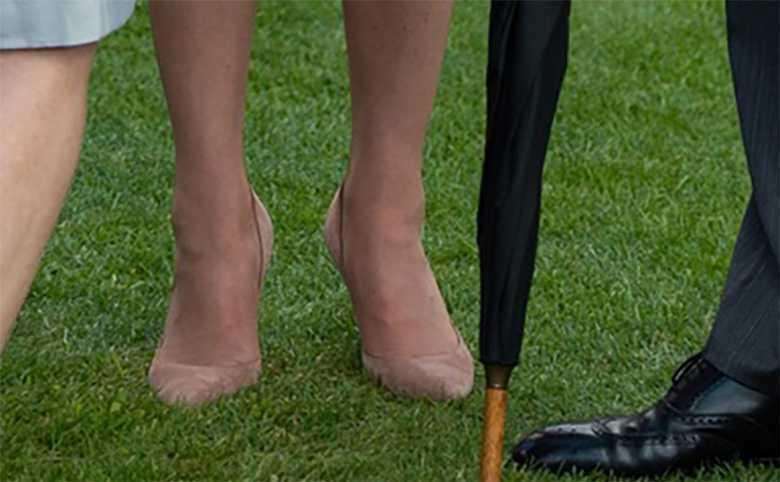 Księżna Kate - stylowe buty