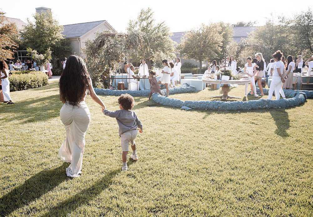 Baby shower Kim Kardashian przed narodzinami czwartego dziecka