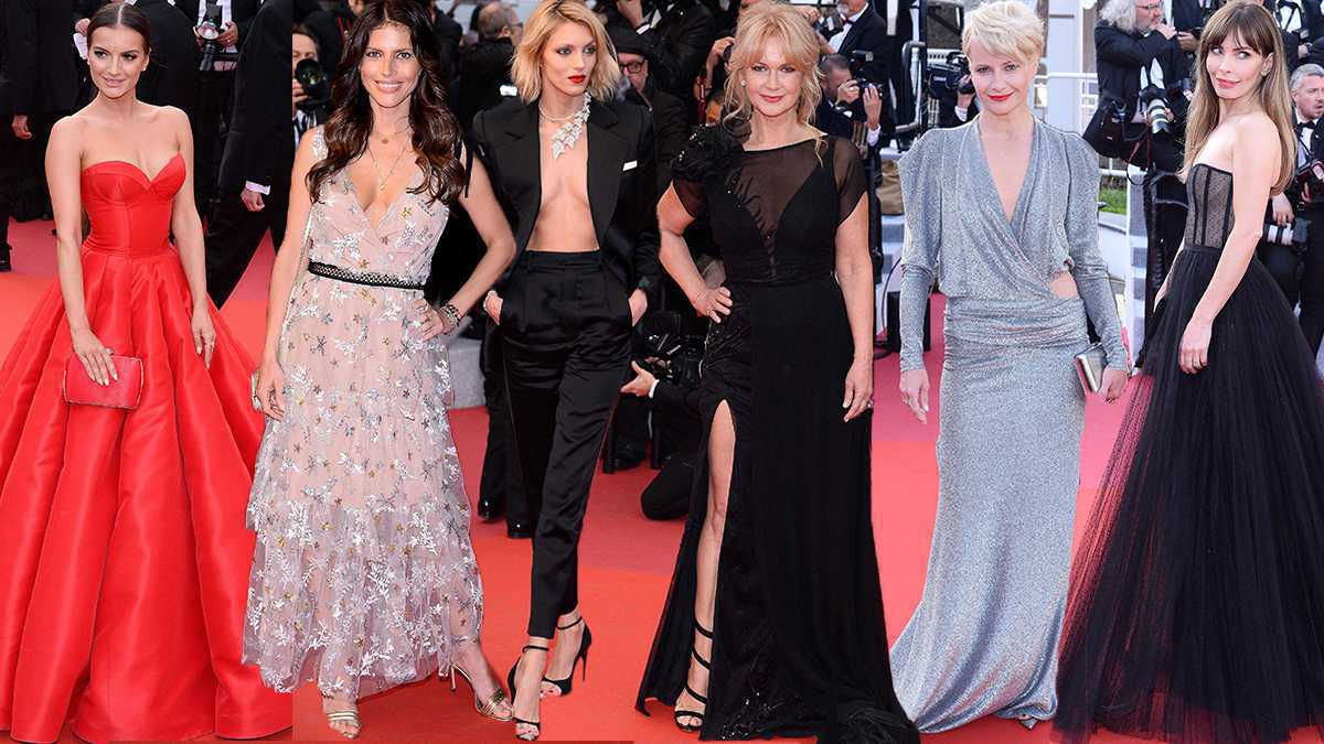 Cannes 2019 - Polki na czerwonym dywanie
