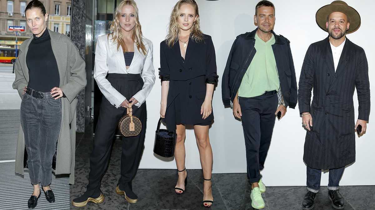 Gwiazdy na pokazie kolekcji Louis Vuitton
