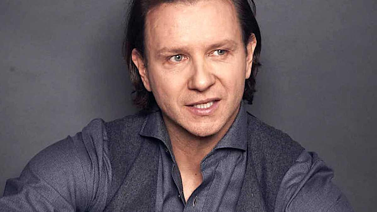 Radosław Majdan wiek