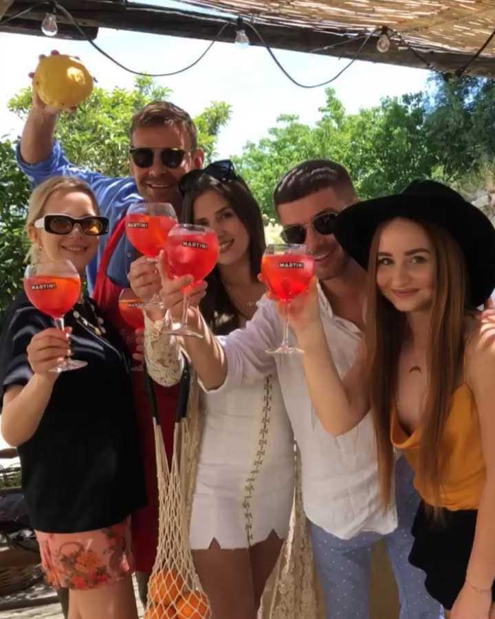 Dawid Woliński, Angelika Mucha, Wujaszek Liestyle, Jessica Mercedes - gwiazdy na Sycylii