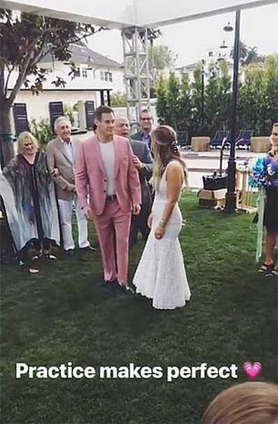 Trevor Engelson i Tracey Kurland wzięli ślub