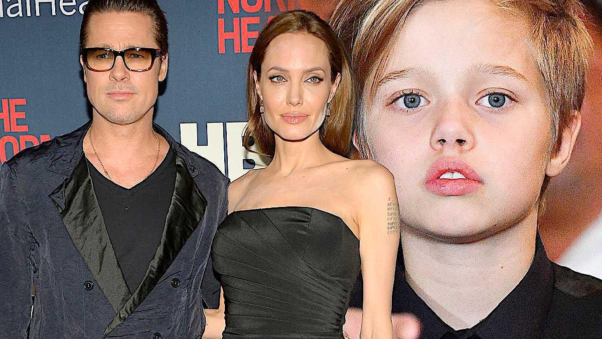 Angelina Jolie, Brad Pitt, Shiloh