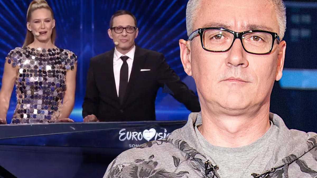 Artur Orzech, Eurowizja 2019, wpadki