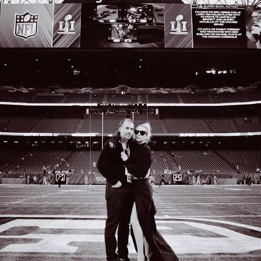 Lady Gaga i Christian Carino - Instagram