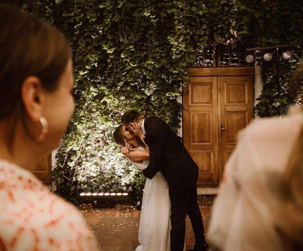 Krzysztof Piątek - nowe zdjęcie ze ślubu