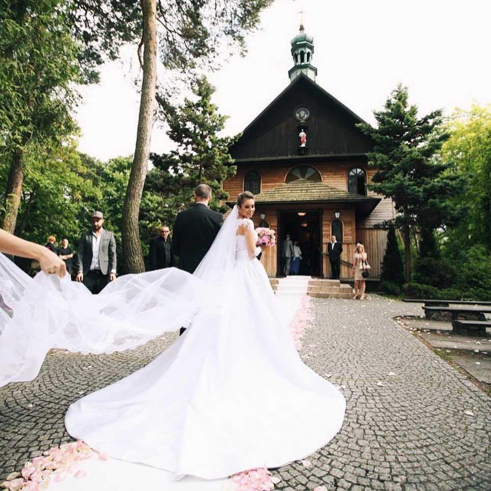 Kuba Wesołowski i Agnieszka Szczurek świętują 5 rocznicę ślubu