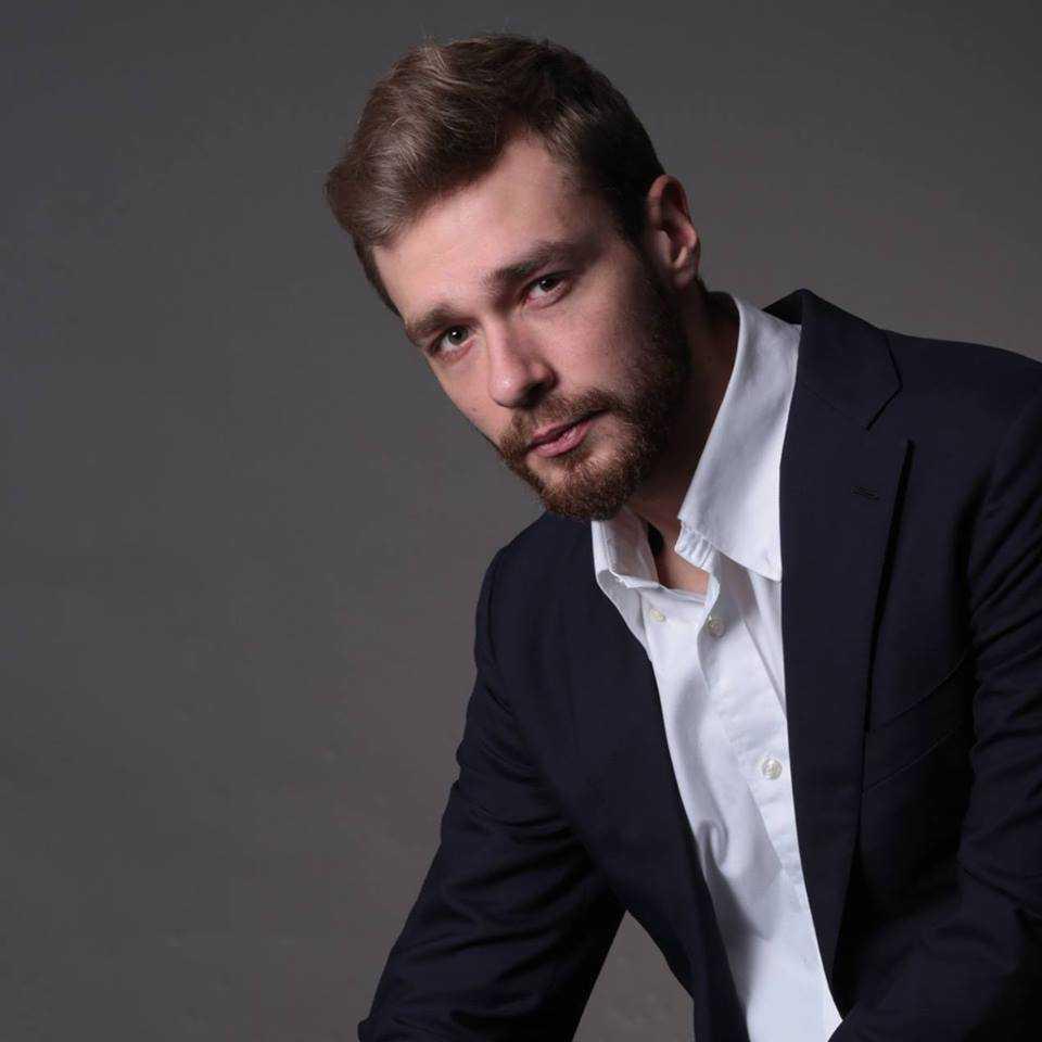 Adrian Rozenek - syn Jacka Rozenka i Kasi Litwiniak