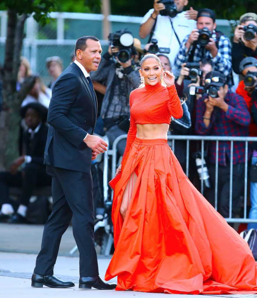 Jennifer Lopez i Alex Rodriguez – CFDA Fashion Awards 2019