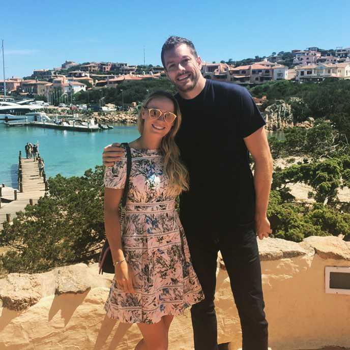 David Lee i Caroline Wozniacki wzięli ślub