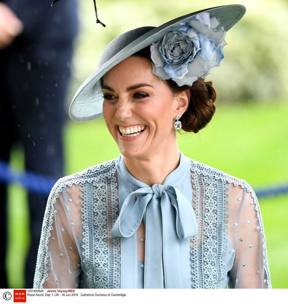 Księżna Kate – Royal Ascot 2019