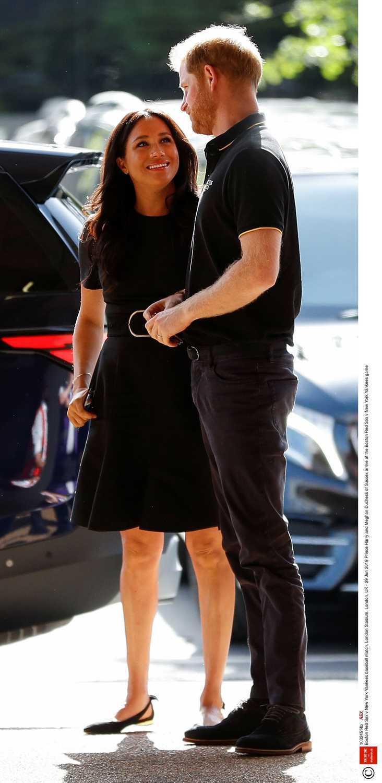 Książę Harry świętuje 35. urodziny. Meghan Markle w piękny sposób uczciła ten dzień – z tej okazji pokazała nowe zdjęcie Archiego Harrisona zdjecie 1