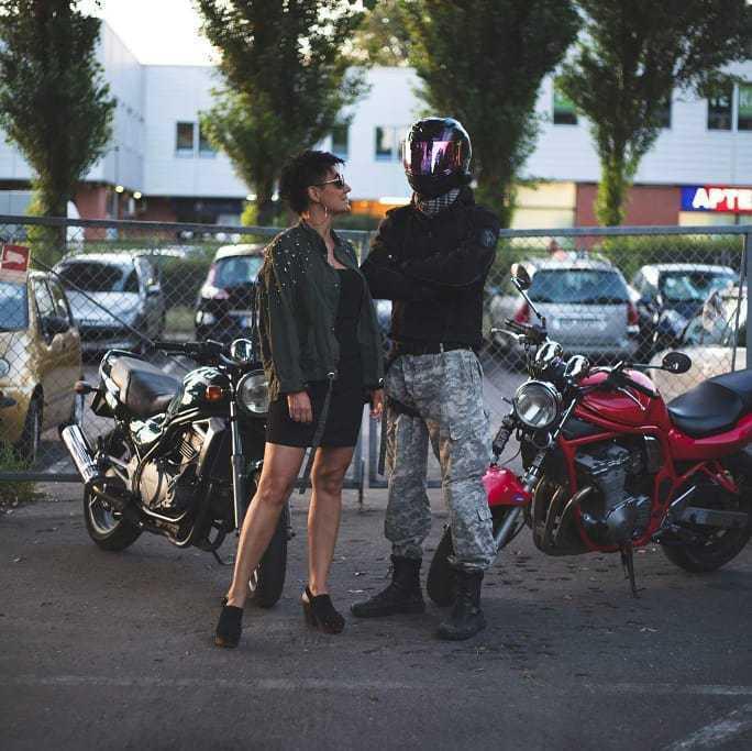 Iza Mączka ma syna, który interesuje się motoryzacją