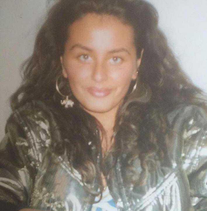 Dagmara Kaźmierska - stare zdjęcie
