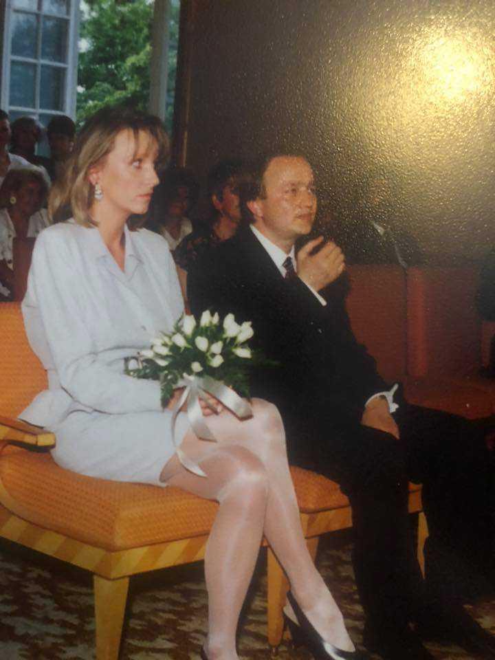 Mariola Bojarska- Ferenc obchodzi 28 rocznicę ślubu, pokazała zdjęcia ze ślubu