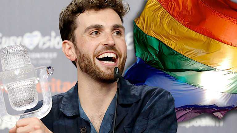 Duncan Laurence coming out, orientacja