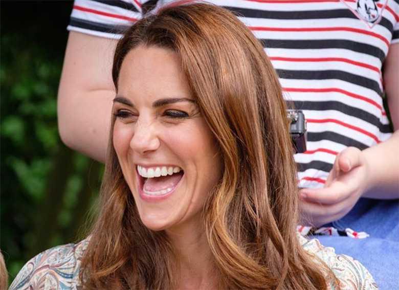 Księżna Kate wybrała naturalny makijaż