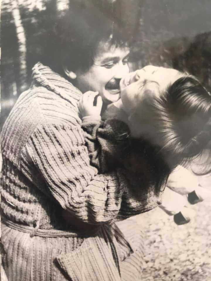 Marta Kaczyńska pokazała zdjęcie ze swoim ojcem Lechem Kaczyńskim