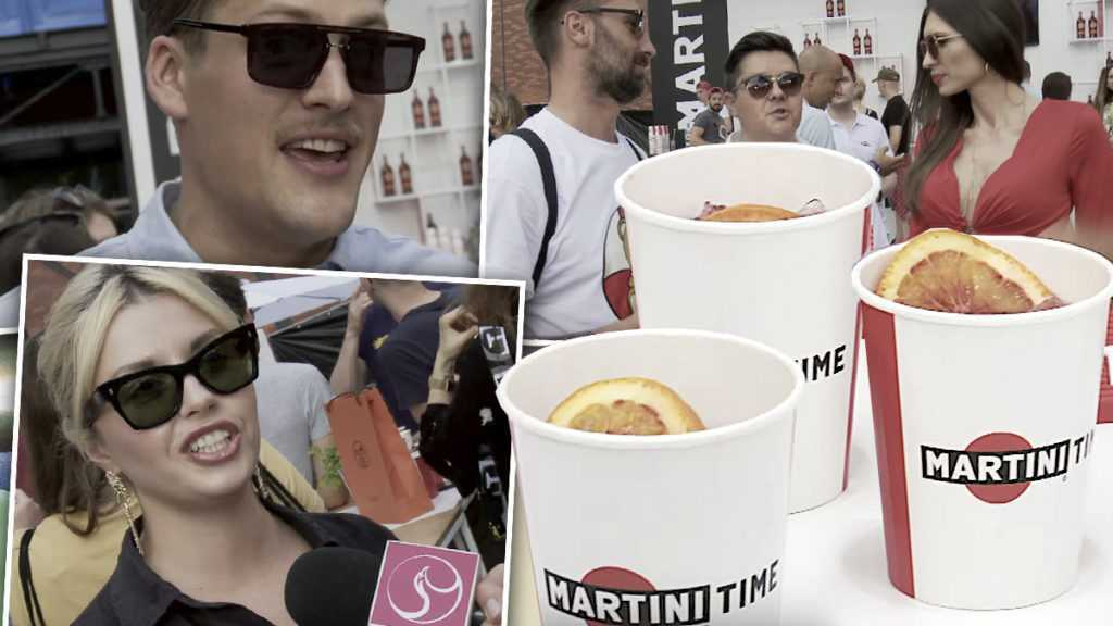 Martini Aperitivo Time Food Festival,