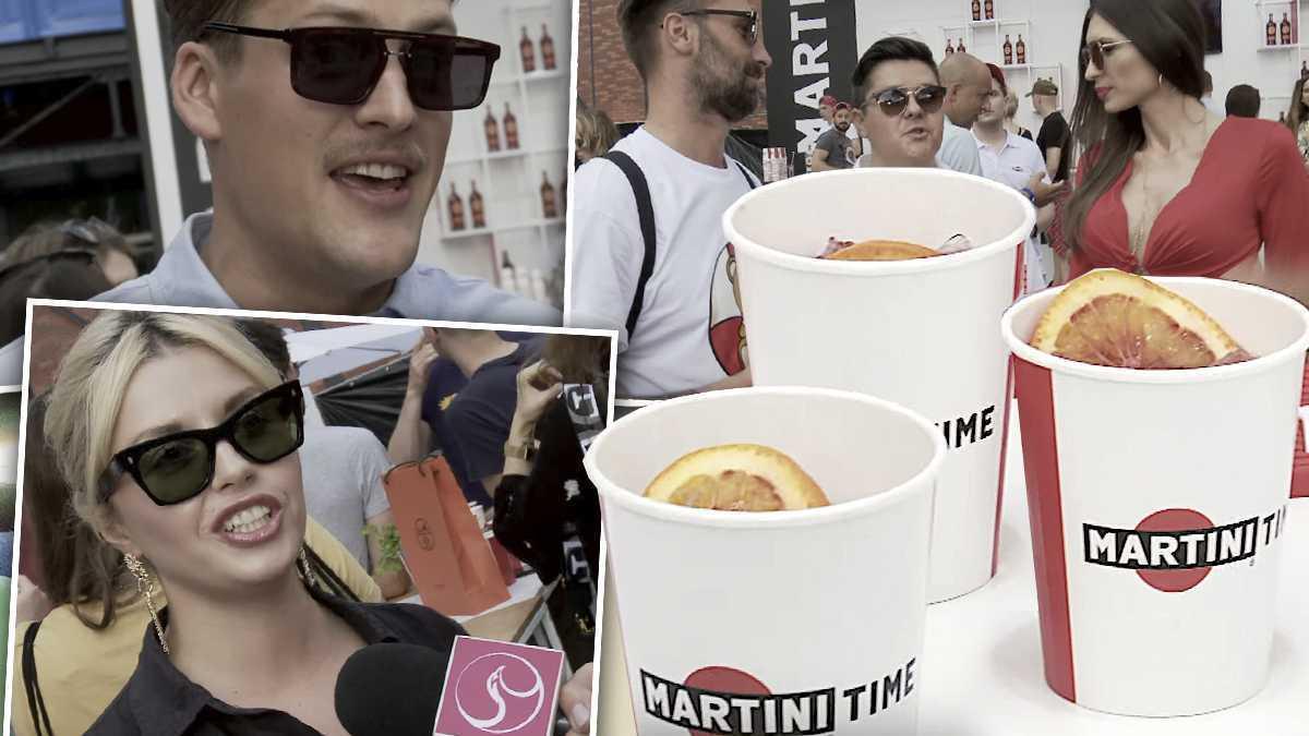 Martini Aperitivo Time Food Festival,