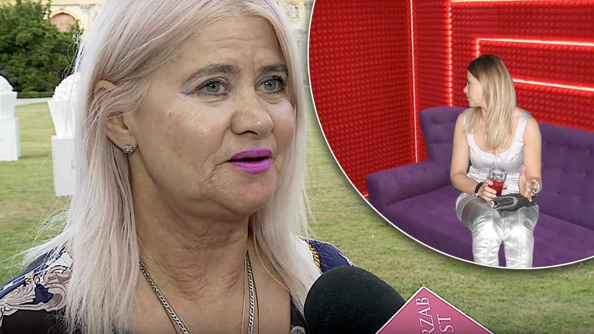 Matka Kisio chce do Big Brothera