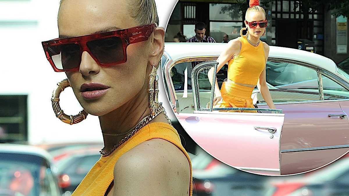 Magda Mielcarz promuje singiel Summer Hobby