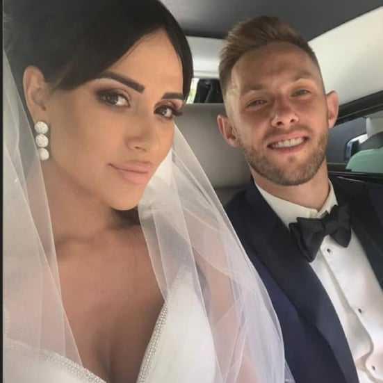 Maciej i Lana Rybus wzięli ślub w Polsce