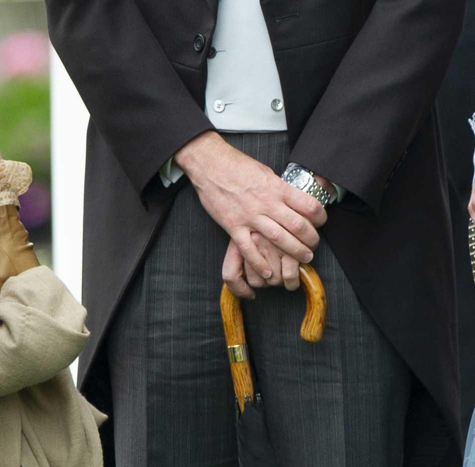 Książę William nie nosi obrączki