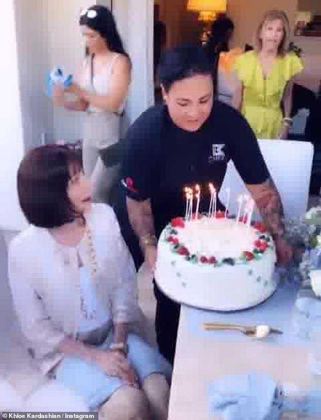 Urodziny Mary Jo Campbell