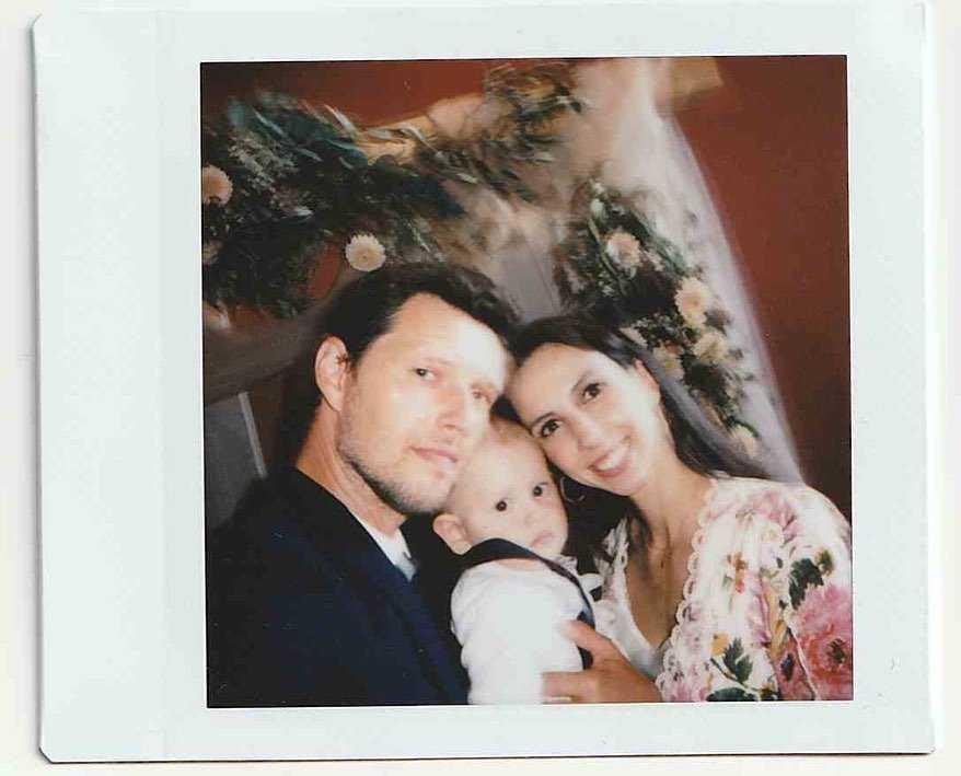 Sasha Knezevic pokazał zdjęcia z wesela przyjaciół w Szwajcarii