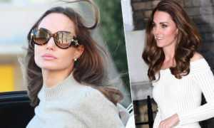 Angelina Jolie i Kate Middleton