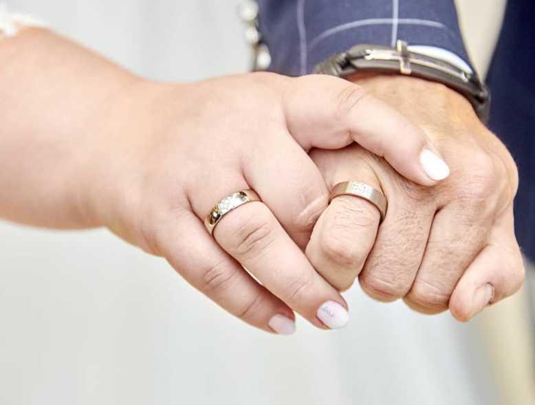 Dominika Gwit -pierwsza rocznica ślubu - Instagram