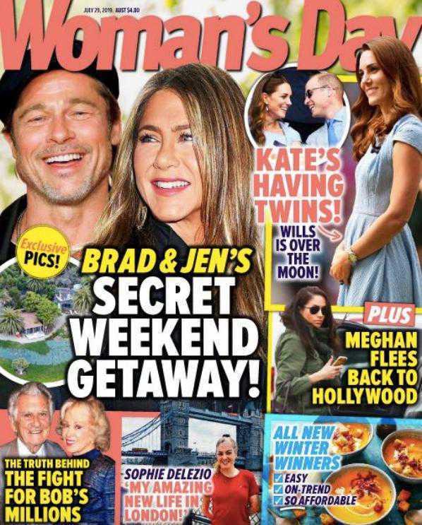 Jennifer Aniston i Brad Pitt – sekretne spotkania gwiazd