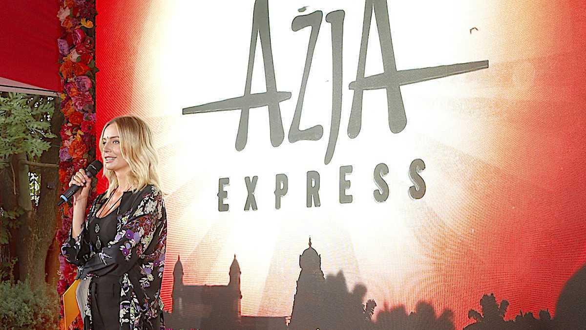 Azja Express nowa prowadząca