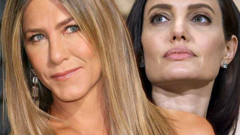 Jennifer Aniston i Angelina Jolie
