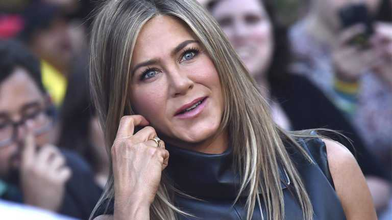 Jennifer Aniston - nowy facet