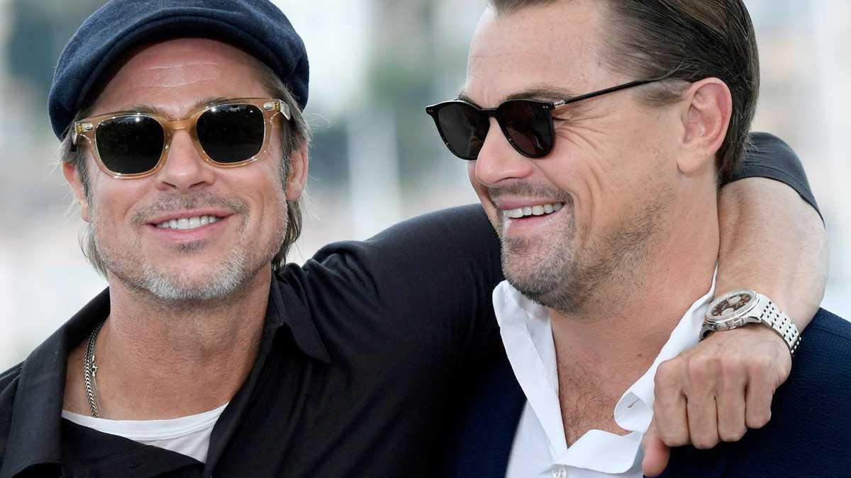 Brad Pitt i Leonardo DiCaprio randki