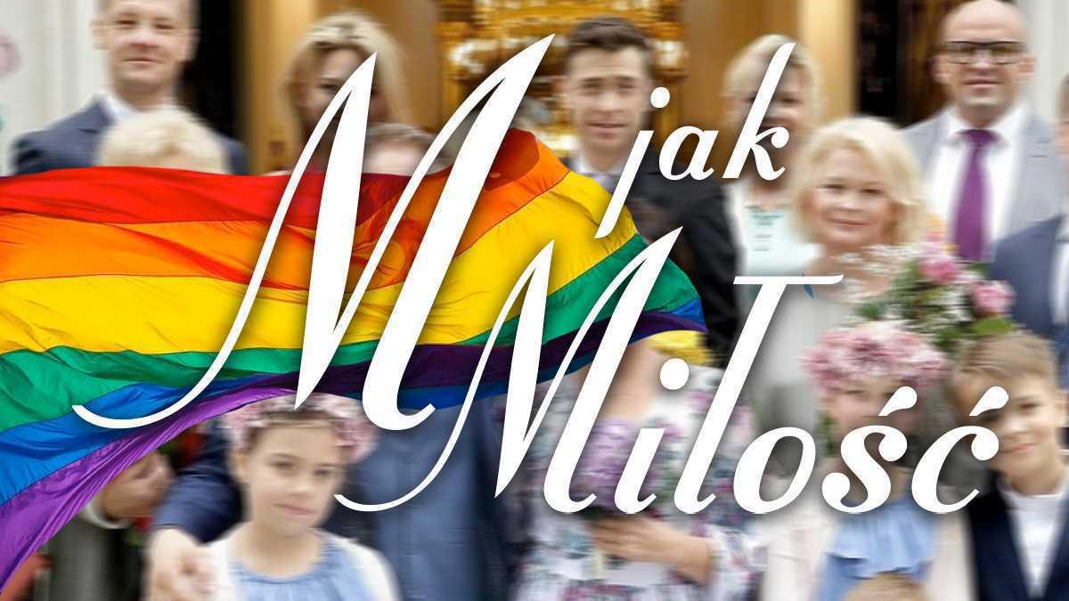 M jak miłość LGBT