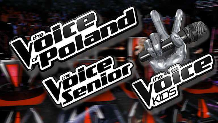 The Voice of Senior, of Poland, Kids logo