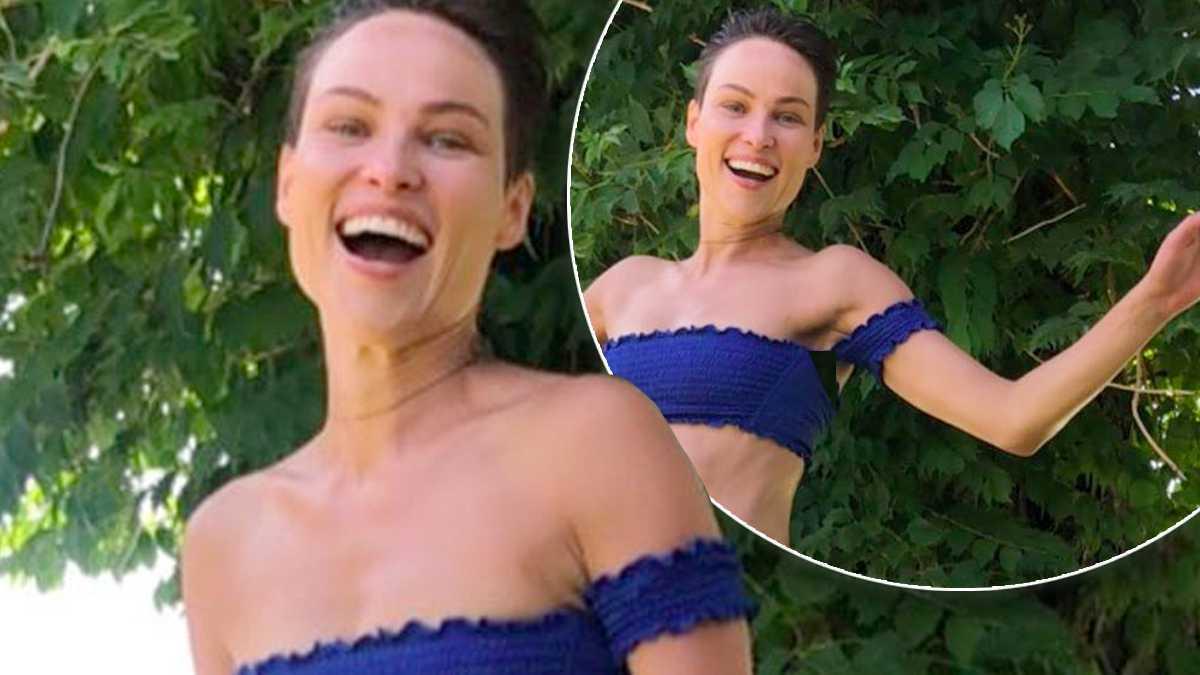 Weronika Książkiewicz w bikini