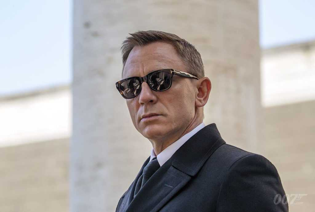 Daniel Craig James Bond - Instagram
