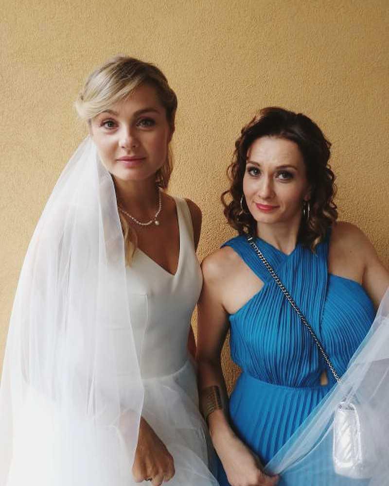 Małgorzata Socha i Anita Sokołowska fot. Instagram