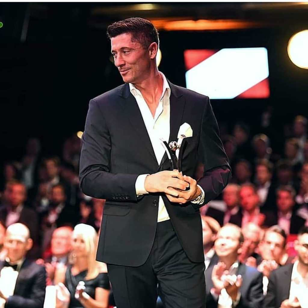 Robert Lewandowski - Instagram